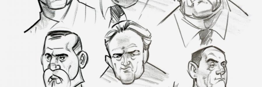 Artchild Sketches 1