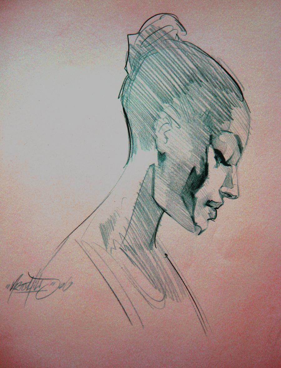 Artchild Sketch Scratchside