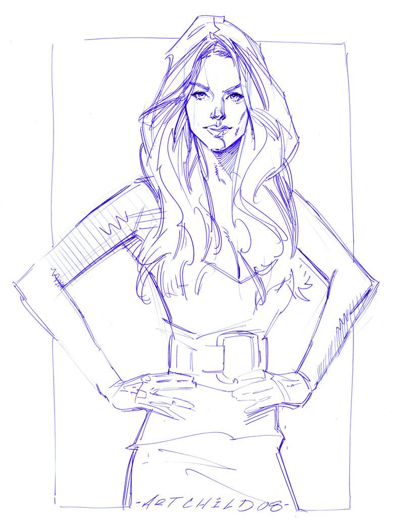 Artchild Sketch l.l.